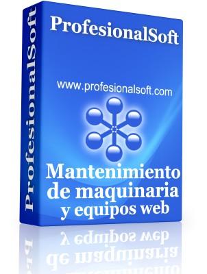 Mantenimiento de maquinaria y equipos web